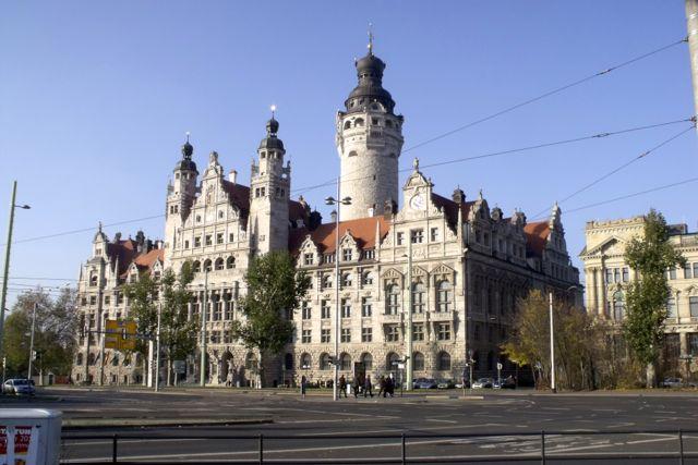 Stadtrat Leipzig